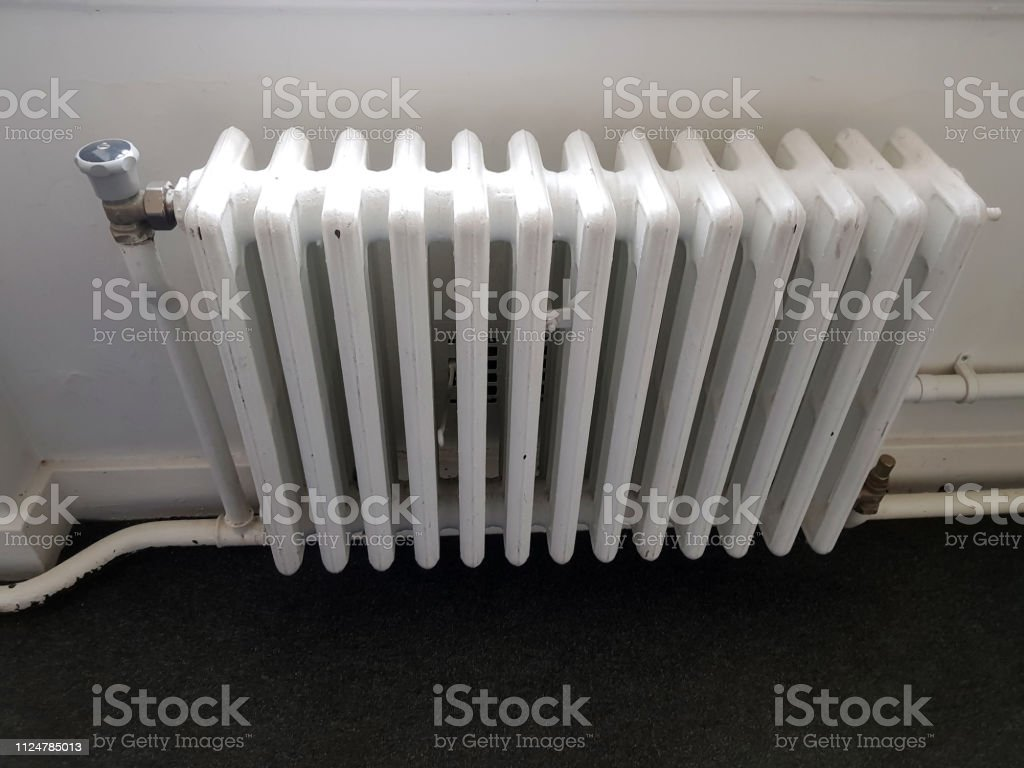 Old Fashioned Cast Iron Radiator Stock Photo Download Image Now Istock