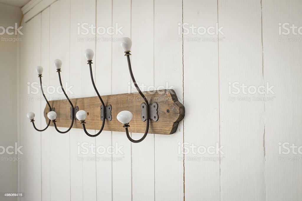 fashioned hat rack