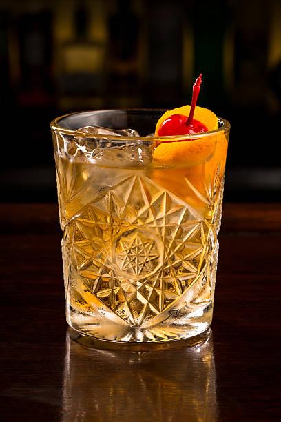 Altmodisch Cocktail  – Foto