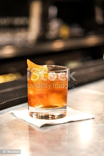 istock Old Fashioned Cocktail 577643434