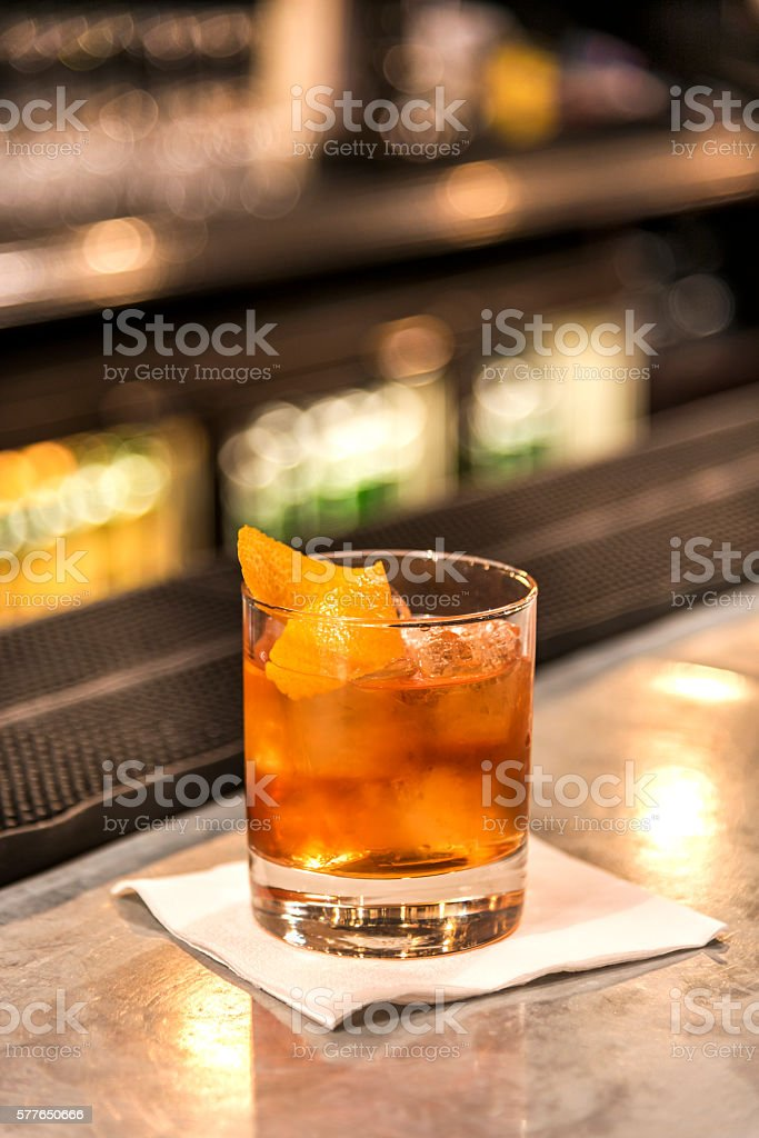 Old Fashioned stock photo
