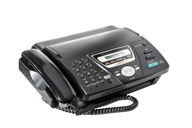 Old Fax Machine Stock Photos, Pictures & Royalty-Free ...