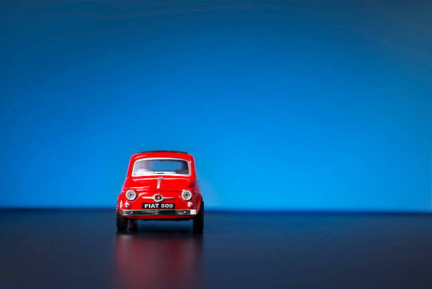 Old Fiat 500 Toy Car Stock Photo More Pictures Of 1950 1959 Istock