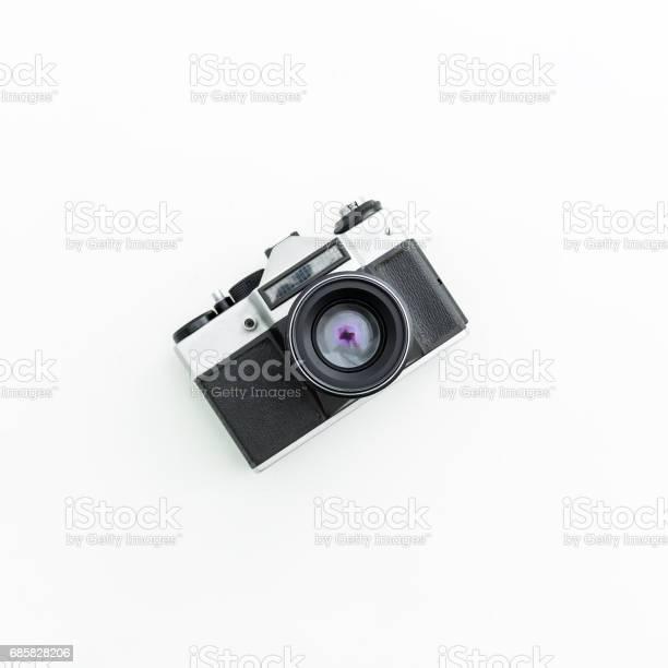 Old film camera flat lay top view picture id685828206?b=1&k=6&m=685828206&s=612x612&h=bd9qwn m4mepbg g5dxdlgy6cmtzrpqvlbqqzmcd7tg=