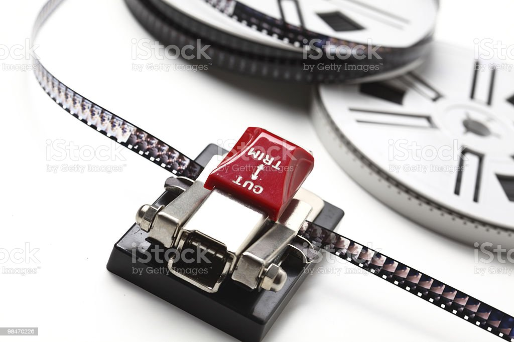 old film tool background royalty-free stock photo