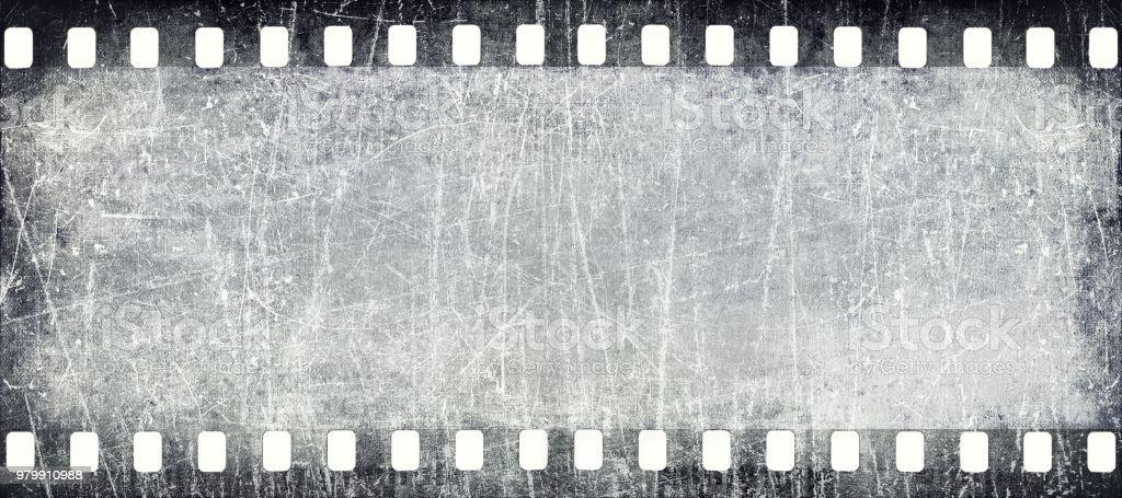 Alte filmstrip Struktur – Foto