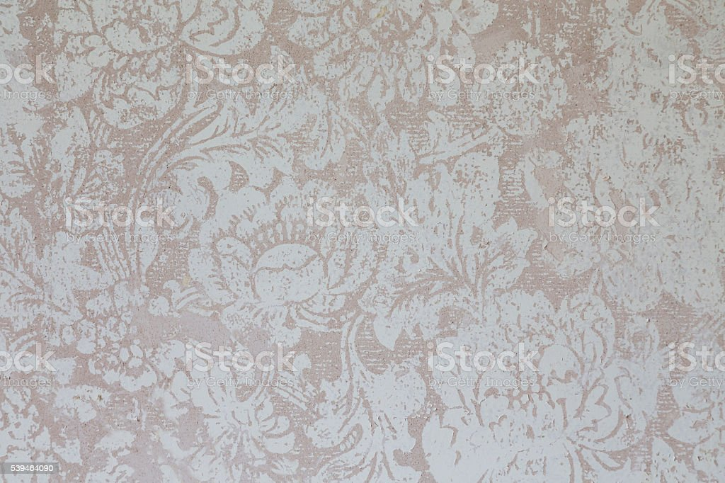 vieux papier peint floral grunge d ambiance photos et plus d 39 images de 1960 1969 istock. Black Bedroom Furniture Sets. Home Design Ideas