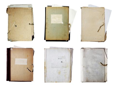 old folders set