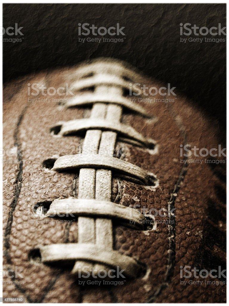 De football-vintage - Photo