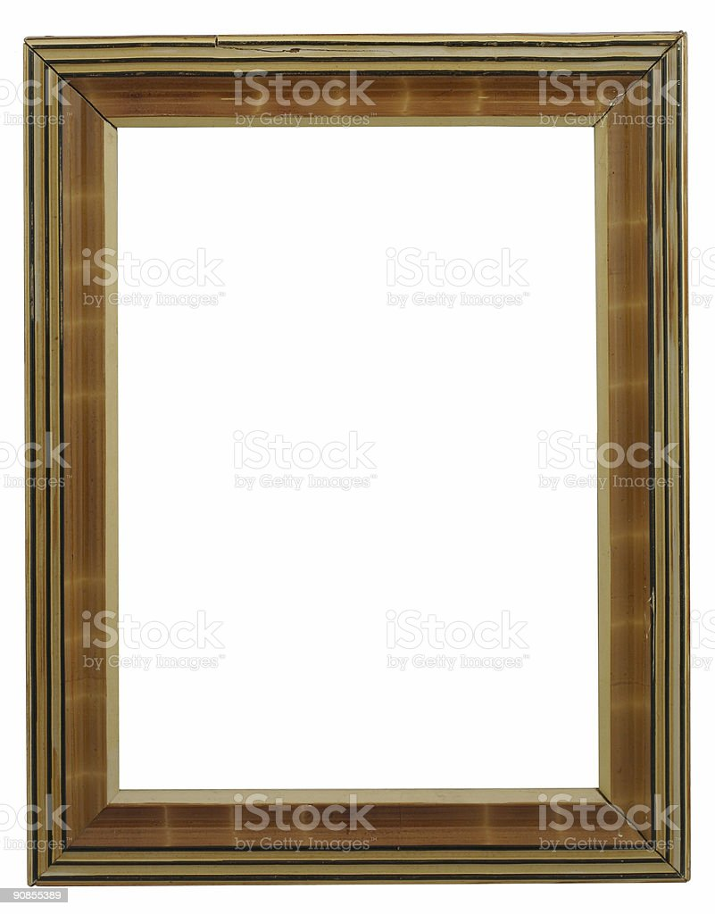 old frame royalty-free stock photo