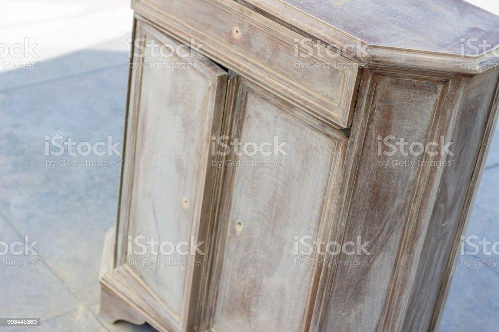 DIY old furniture stock photo