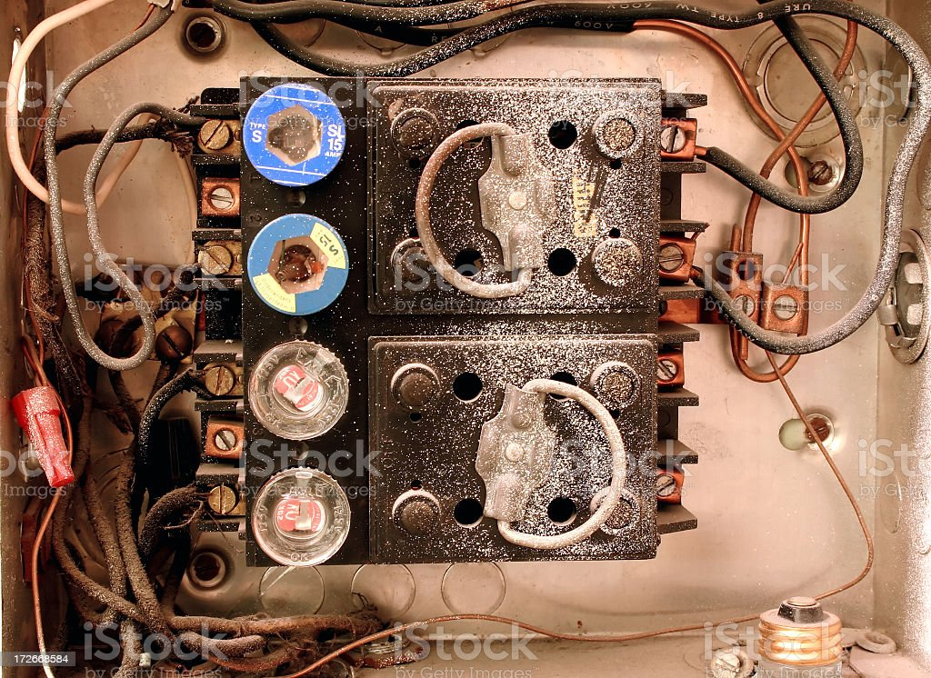 old fuse box help wire center \u2022 old house fuse box royalty free 1930s fuse box pictures images and stock photos istock rh istockphoto com old 60 amp fuse box old house fuse box