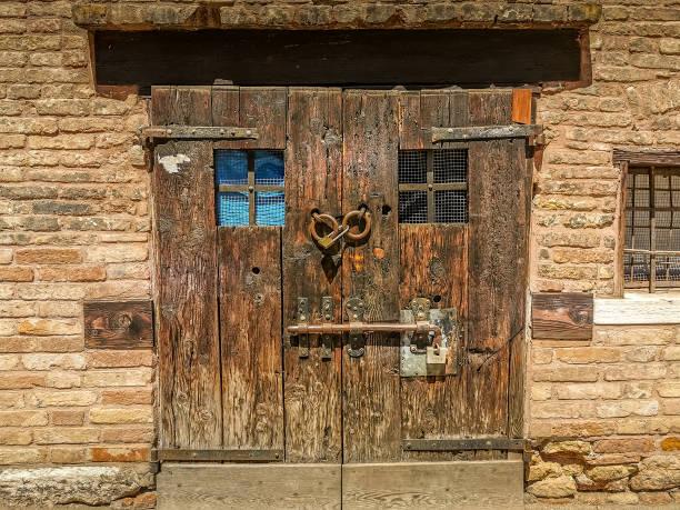 Old gate in Venice – zdjęcie
