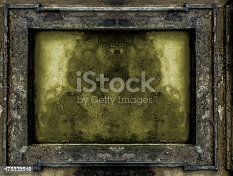 914134406 istock photo old Gothic frame background or texture 478838548