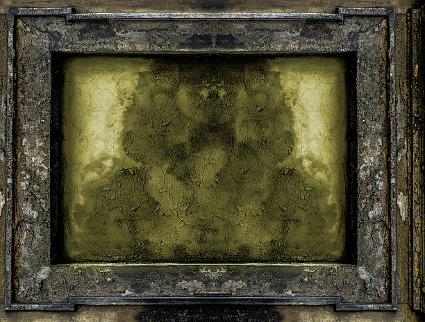 alten gotischen frame hintergrund oder textur - gothic bilder stock-fotos und bilder