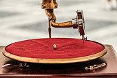 istock old gramophone 1330950905