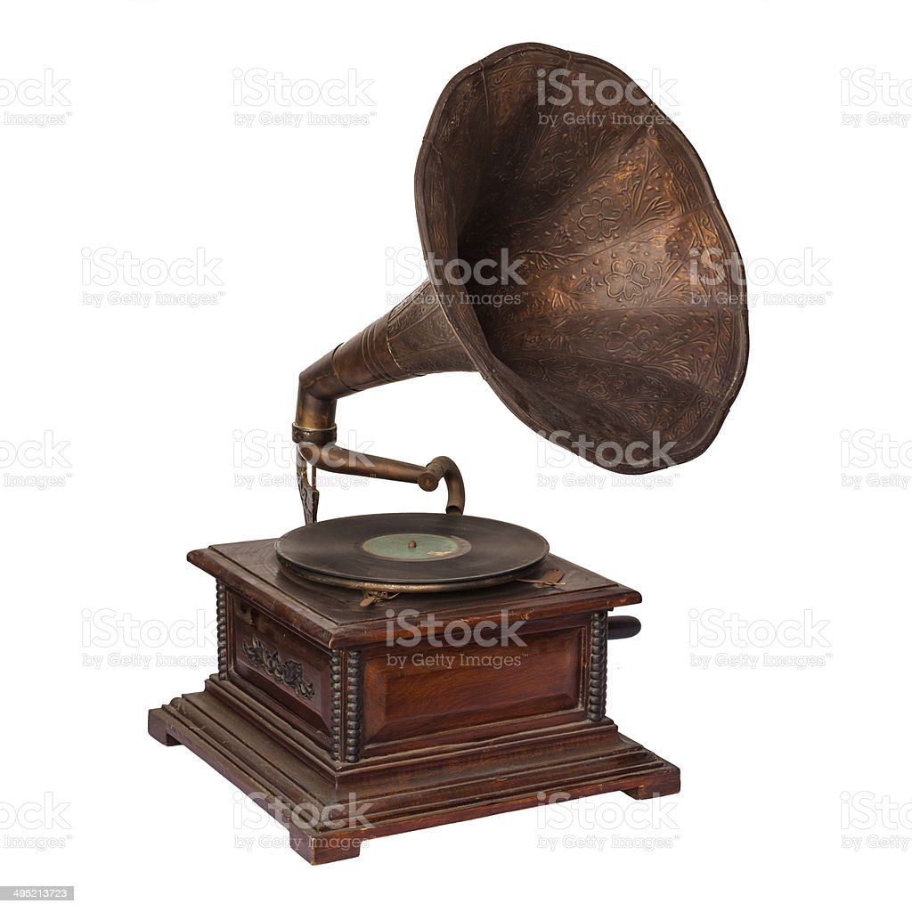 Alphabetical Order Old-gramophone-picture-id495213723