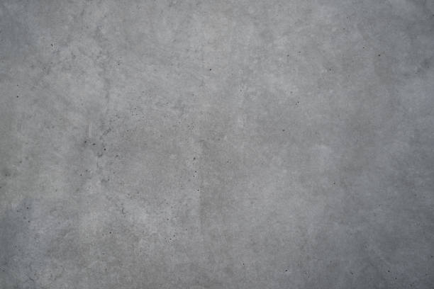 old gray concrete wall background - cement floor stock photos and pictures