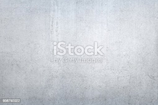 istock Old gray concrete wall for background 938792022