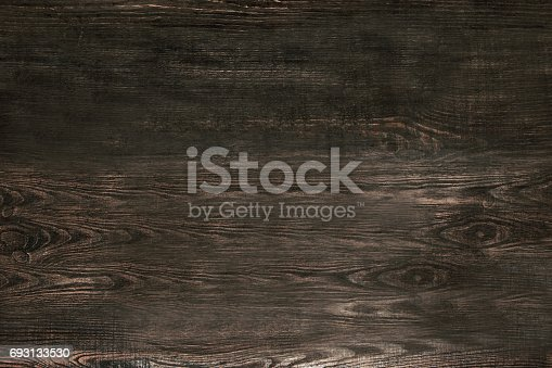 Old gray wooden textured background top view. Nobody