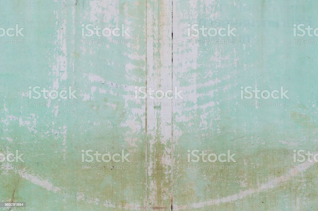 Old green cement wall textured. royalty-free stock photo