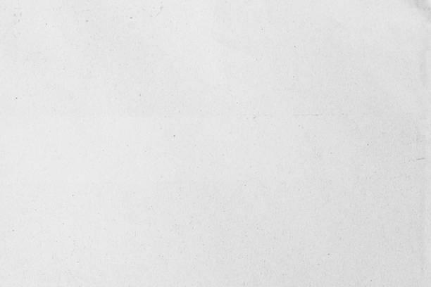 vieux gris éco dessin papier kraft texture de fond dans le concept doux de couleur de lumière blanche pour la conception de papier peint de page, modèle mat de riz gris pour le mur décoratif. - feuille photos et images de collection