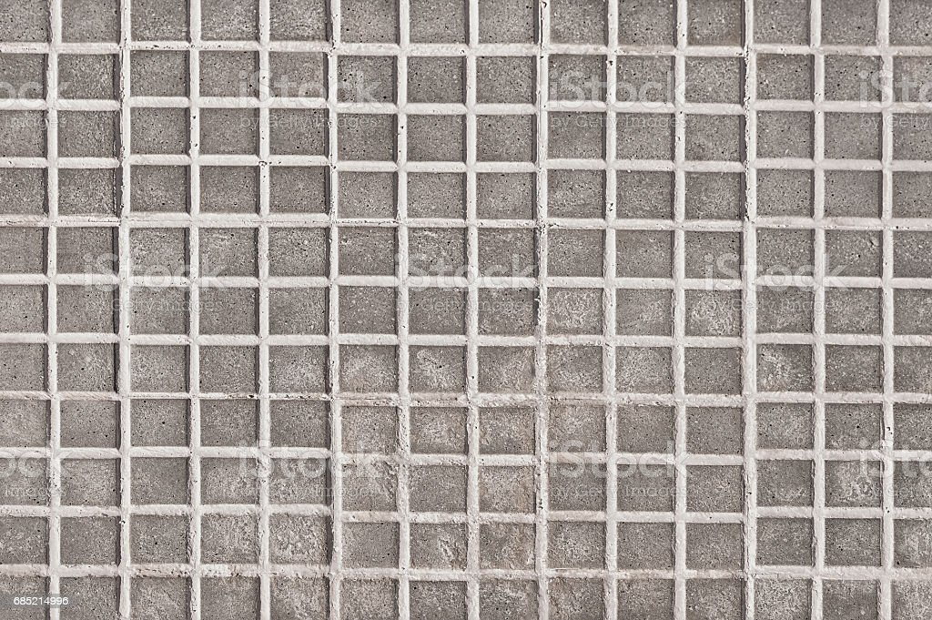 Old grey stone pavement background foto de stock royalty-free