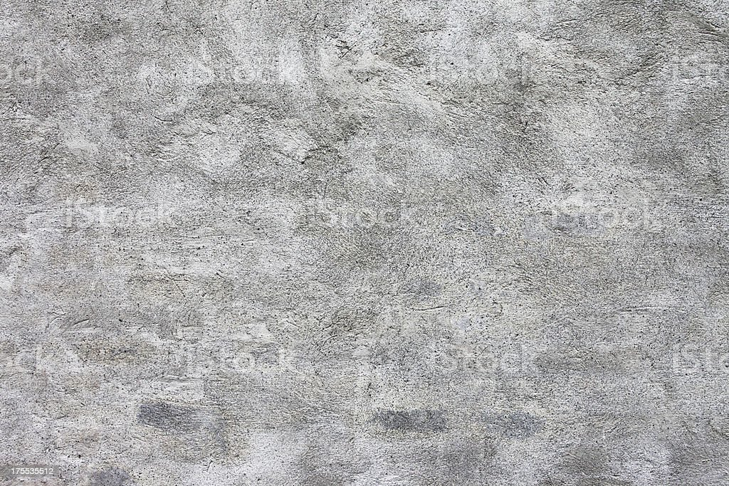 Old grey weathered wall texture stock photo