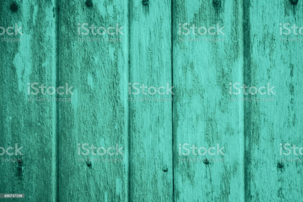 Old Grunge Blue Vintage Wooden Texture Background Royalty Free Stock Photo