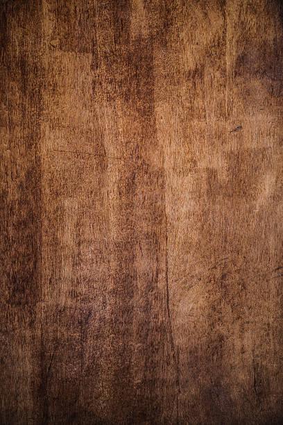 Old grunge dark textured wood background stock photo