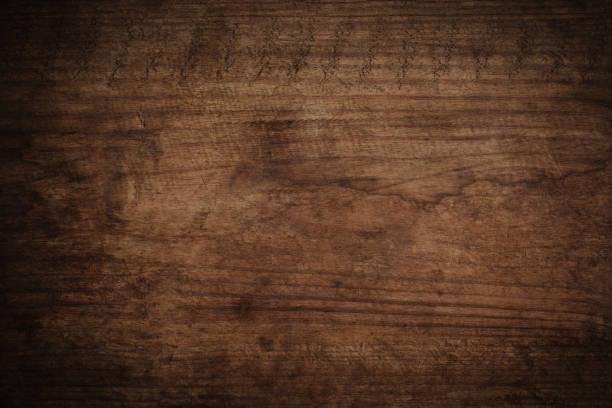 stary grunge ciemne teksturowane drewniane tło,powierzchnia starej brązowej tekstury drewna - deska zdjęcia i obrazy z banku zdjęć