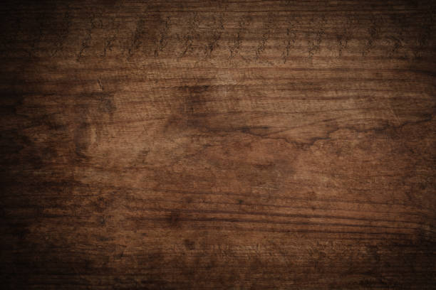 old grunge dark textured wooden background,the surface of the old brown wood texture - deska zdjęcia i obrazy z banku zdjęć