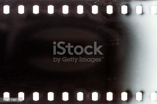 1126727680 istock photo Old grunge filmstrip 1152196123