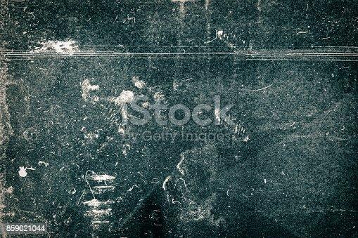 istock Old grunge filmstrip 859021044