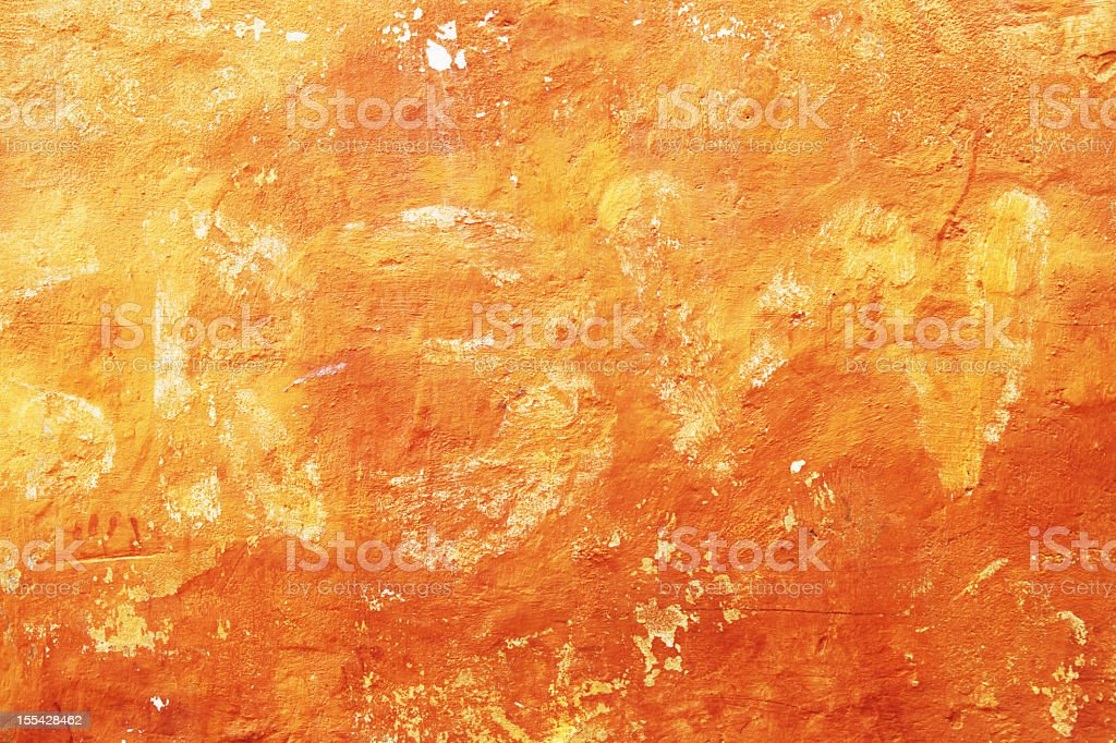 Old grunge, golden wall texture royalty-free stock photo