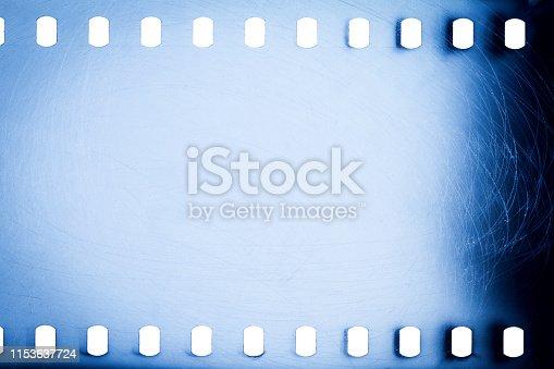 1126727680 istock photo Old grunge noisy filmstrip texture 1153637724
