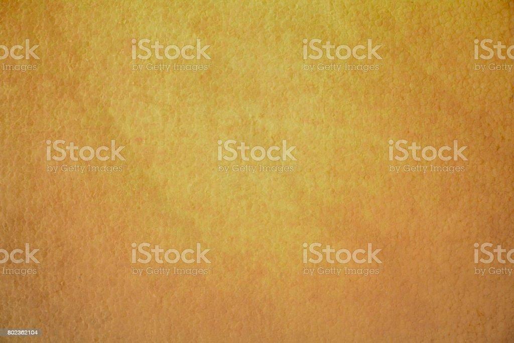 Old grunge orange wall texture stock photo