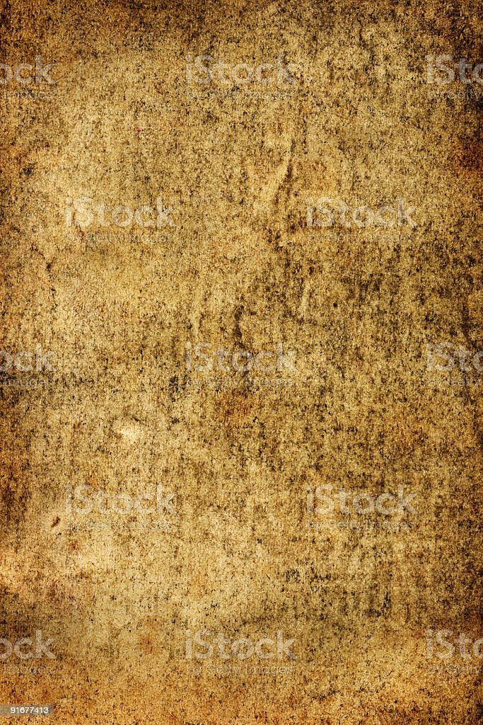 Old Grunge paper royalty-free stock photo