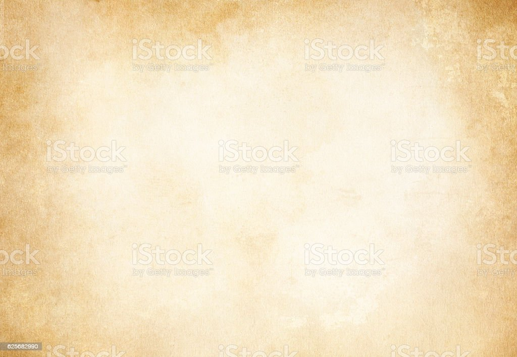 Old grunge paper texture or background. stock photo