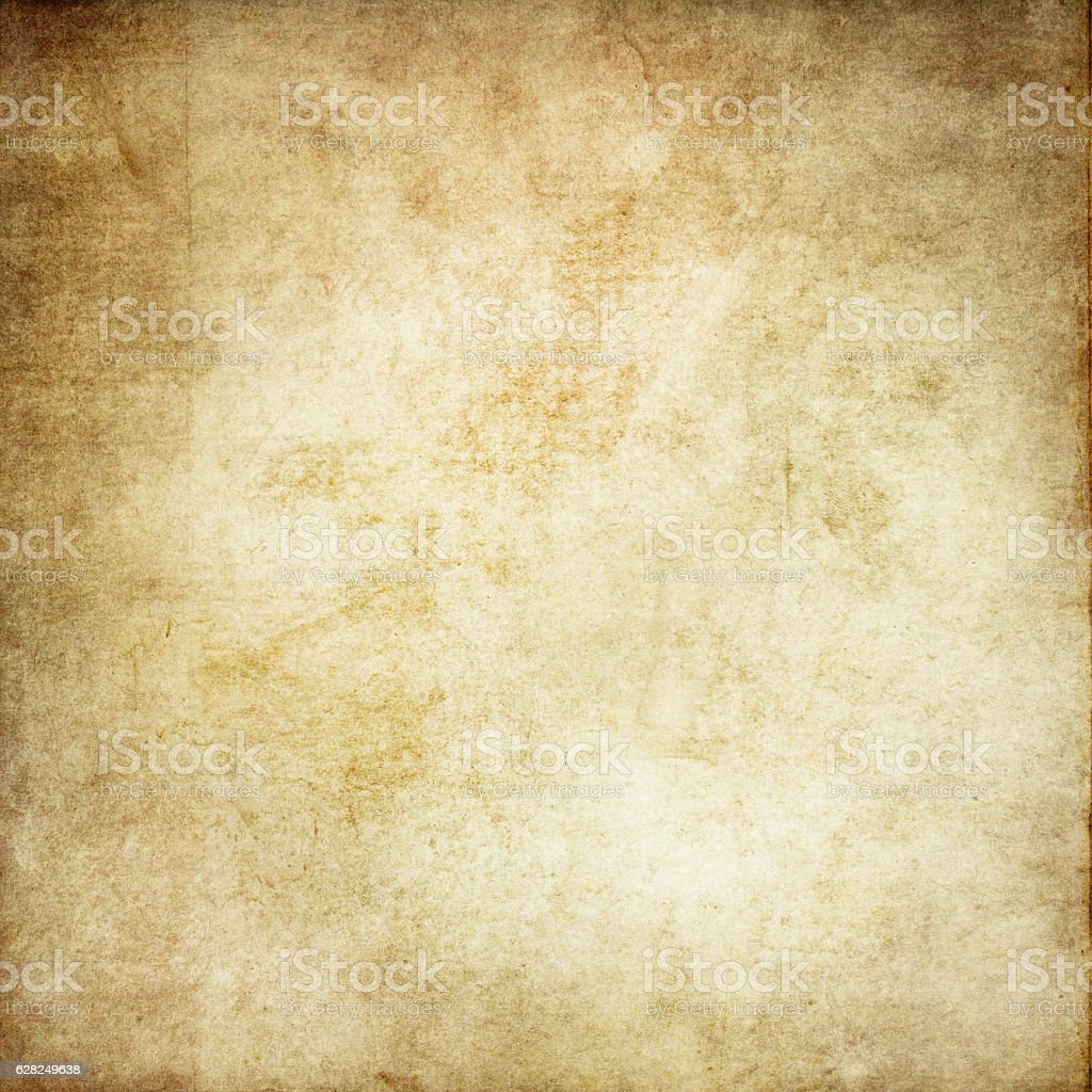 Old Grunge Paper Texture Royalty Free Stock Photo