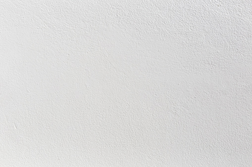 Old grunge white wall texture background.