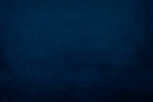 old grungy blue painting background - dark blue stock pictures, royalty-free photos & images
