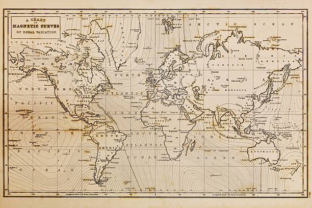 Royalty free old world map pictures images and stock photos istock old hand drawn vintage world map stock photo gumiabroncs Choice Image