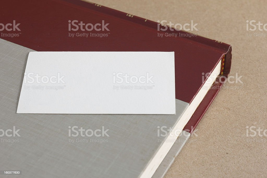 old hardcover book royalty-free stock photo