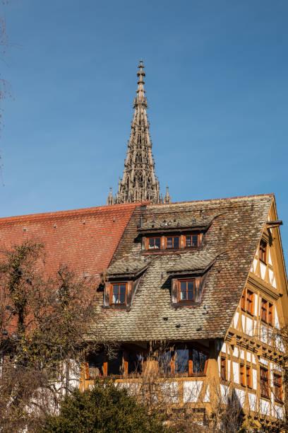 Altes historisches Gebäude im alten Teil der Stadt – Foto