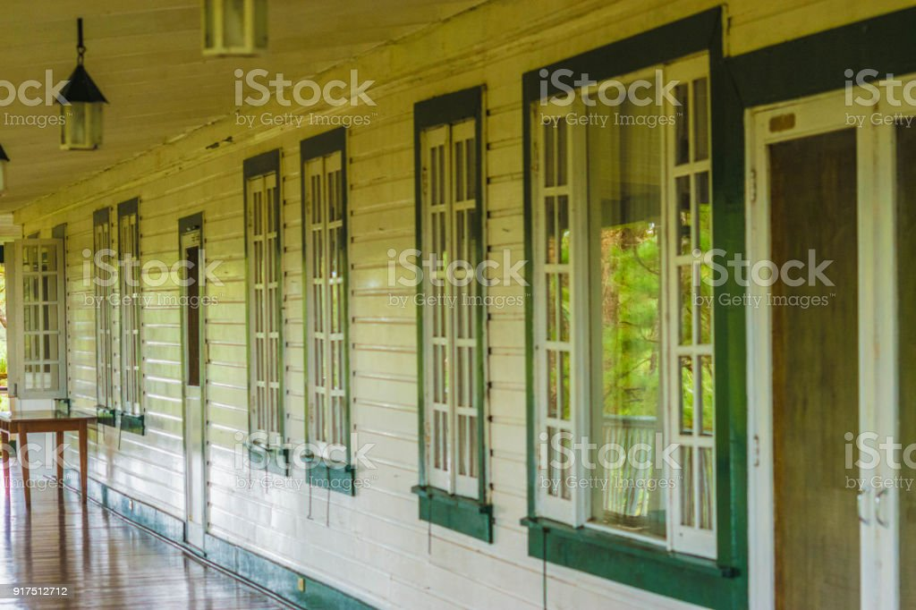 Old home color image stock photo