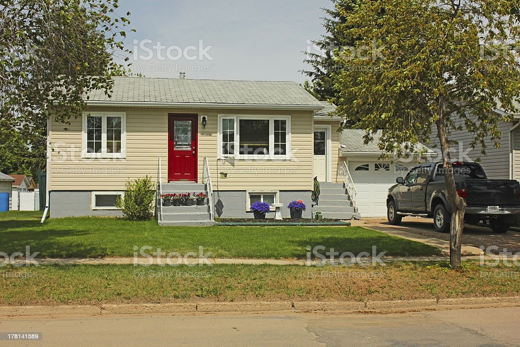 Old home stock photo