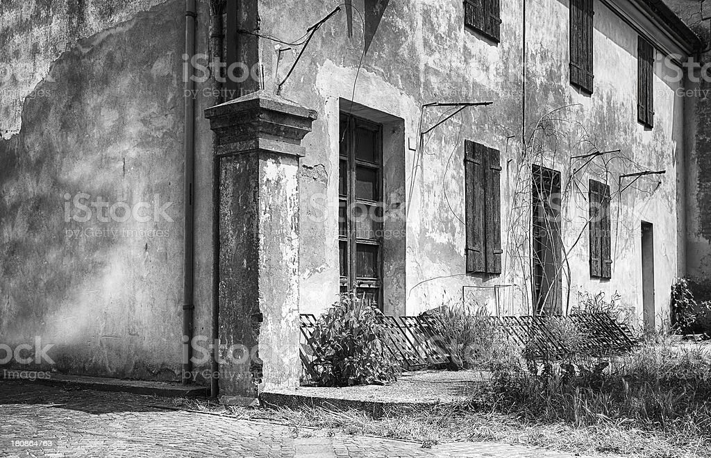 Old Home royalty-free stock photo