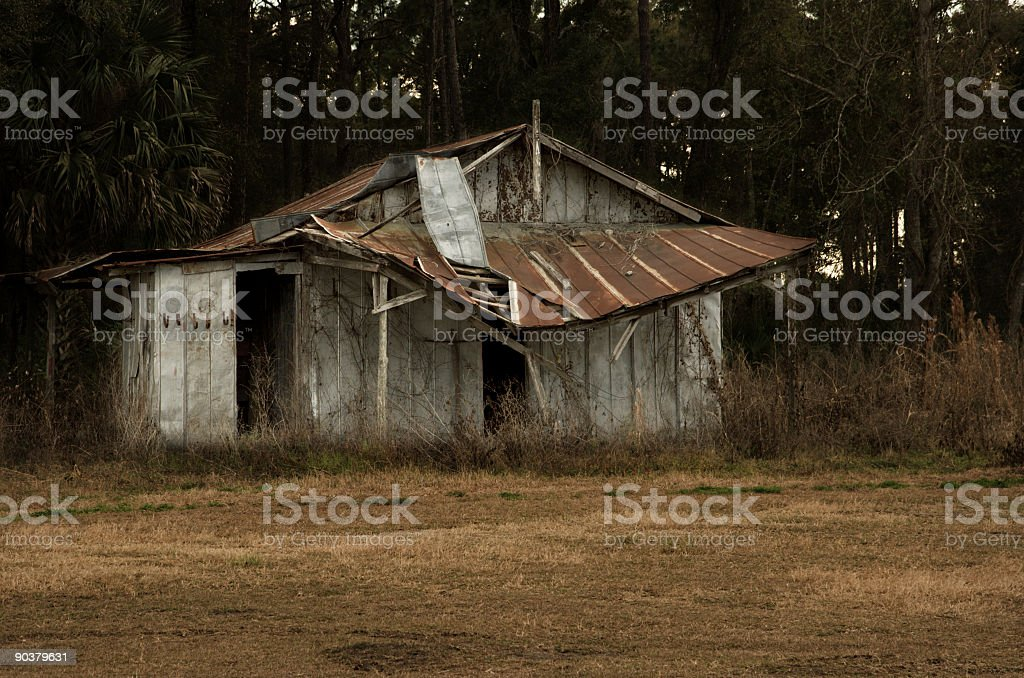 Old house royalty-free stock photo