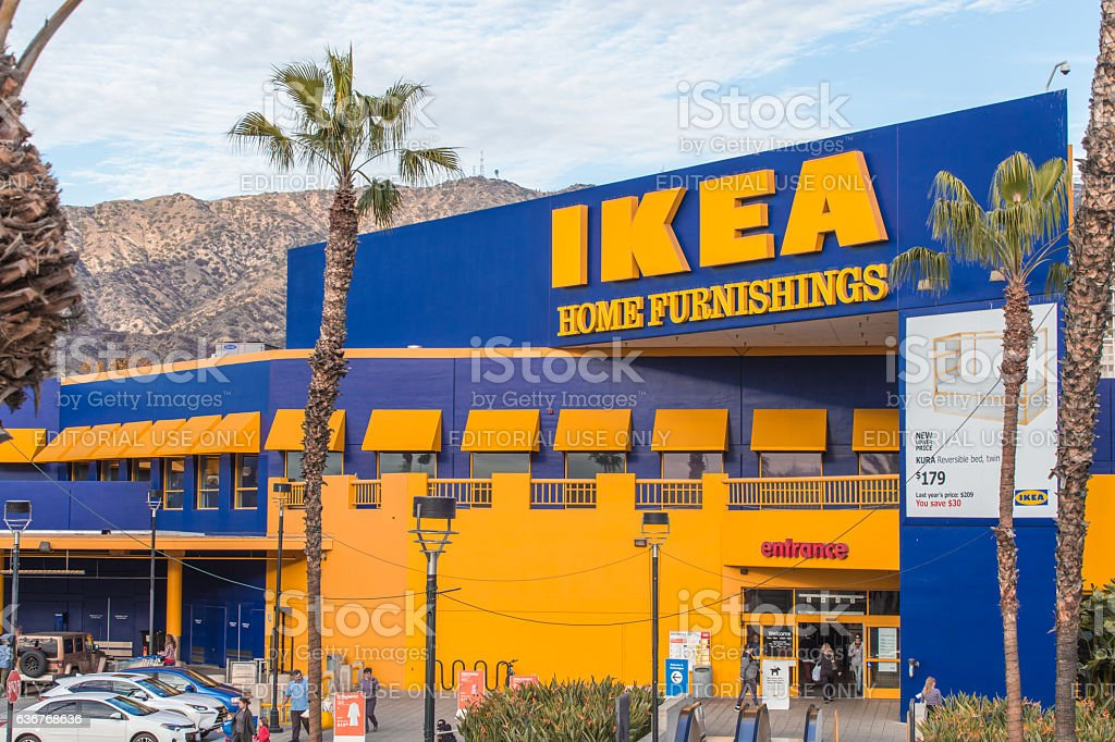 Old ikea in burbank ca will be replaced photos et plus d for Ikea burbank california